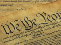 "U.S. Constitution ""We the people"""