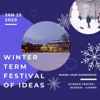 Winter Term Festival of Ideas