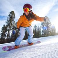 Tiger Escape: Ski & Snowboard