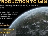 Introduction to GIS in ArcGIS Pro--morning session