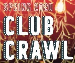 Club Crawl at Trinity River Campus
