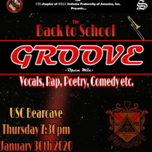 Phi Mu Alpha Back to School Open Mic