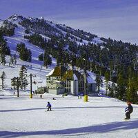 Snowboard/Skii Mount Ashland