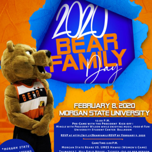 Bear Family Day