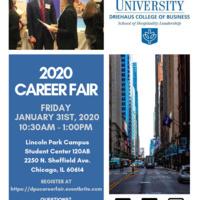 2020 Career Fair