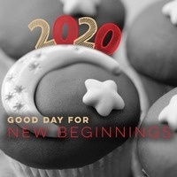 2020: Good day for new beginnings
