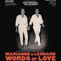 CBS Film Series presents Marianne & Leonard Words of Love""