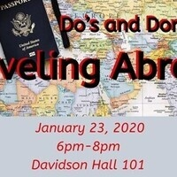Do's and Dont's of Traveling Abroad