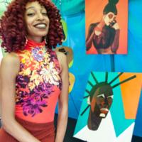 Erin Mitchell Visiting Artist Talk