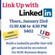 Link Up with LinkedIn