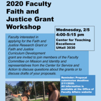F&J Grant Workshop Flyer