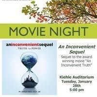 Movie Night--An Inconvenient Sequel
