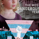 "Movie poster for ""The Most Dangerous Year."""