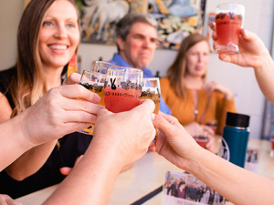 Downtown Ithaca Craft Beverage Tour