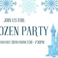 A Frozen Party at Outside In