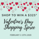 Downtown Valentine's Day Promotion