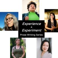 Prose Writing Series speakers