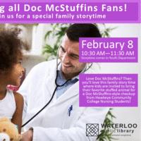 Doc McStuffins Fans!