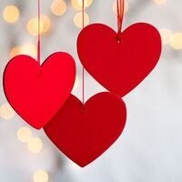 Travel Club's Valentine's Day Traveling Hearts