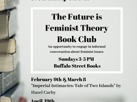 The Future is Feminist: A Feminist Theory Book Club