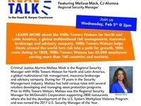 Real Talk w/CJ featuring Regional Security Manager with Willis Towers Watson
