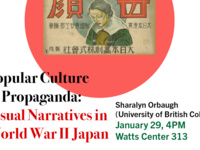 Popular Culture as Propaganda: Visual Narratives in World War II Japan