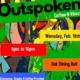 Outspoken:  Coffee -N- Vibez