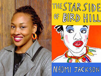 Writers LIVE: Naomi Jackson, The Star Side of Bird Hill