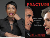Writers LIVE: Joy-Ann Reid, Fracture: Barack Obama, the Clintons and the Racial Divide