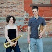 Warner Concert Series:  Patchwork (saxophone and drums)
