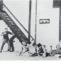 The Ancient Art of Falling Down: Vaudeville Cinema between Hollywood and China