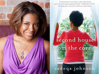 Writers LIVE: Sadeqa Johnson, Second House from the Corner
