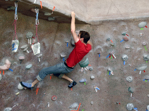 Rock Wall: Ecolympics Open Hours