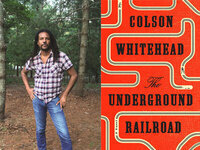 Writers LIVE: Colson Whitehead, The Underground Railroad