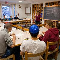 Saperstein Jewish Center