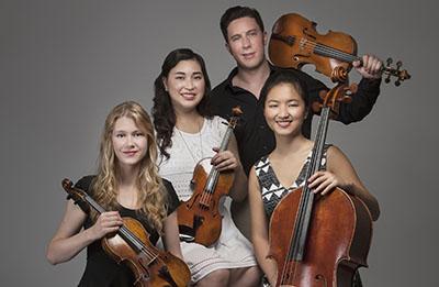 CU Music presents Ulysses Quartet