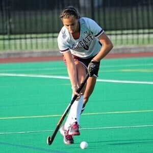 Colgate University Field Hockey at UMass Lowell Tournament