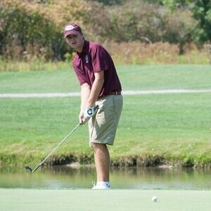 Colgate University Men's Golf vs RTJ Individual Shootout