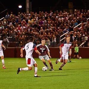 Colgate University Men's Soccer vs Patriot League Championship