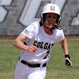 Colgate University Softball vs USC Upstate