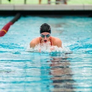 Colgate University Women's Swimming & Diving vs St. Francis