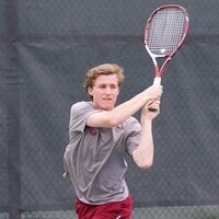 Colgate University Men's Tennis at Holy Cross