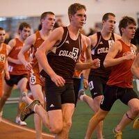 Colgate University Men's Track vs Patriot League Indoor Championship