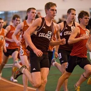 Colgate University Men's Track at Upstate Challenge