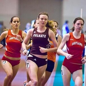 Colgate University Women's Track at Hamilton Invitational