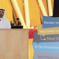 Masdar Institute Orientation Week