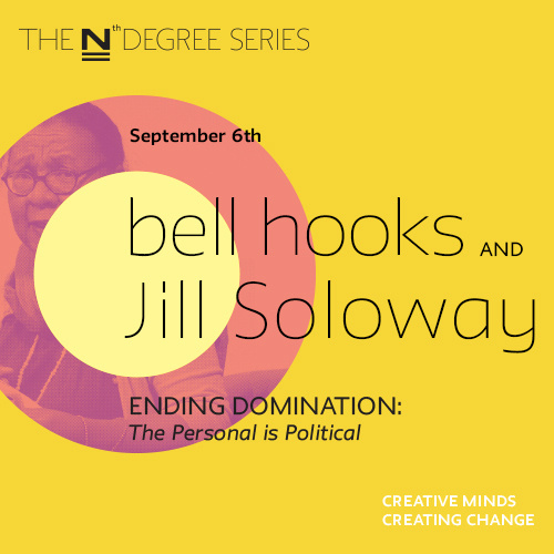 bell hooks + Jill Soloway at the New School