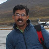 Geoseminar: Dr Sajin Kumar, Post Doctoral Fellow