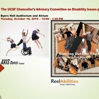 Disability Dance and Film Event