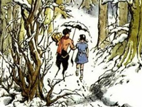 Wardrobes and Rabbit Holes: A Dark History of Children's Literature